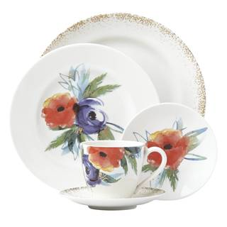 Lenox Passion Bloom 5 Piece Place Setting