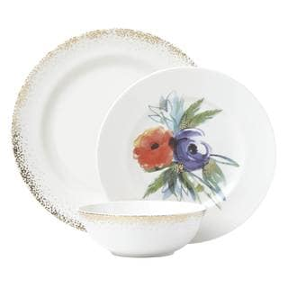 Lenox Passion Bloom 3 Piece Place Setting
