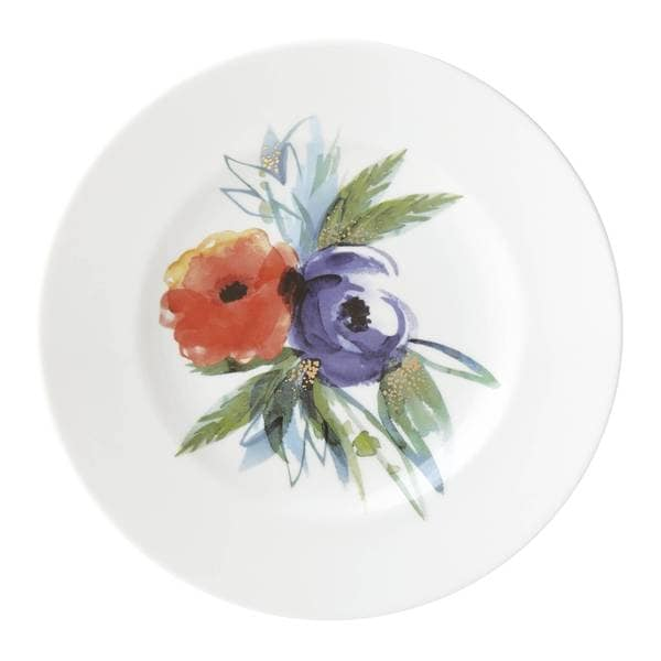 Lenox Passion Bloom Accent Plate