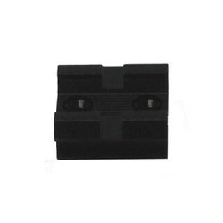 Weaver Gloss Black 55 Detachable Top-mount Base