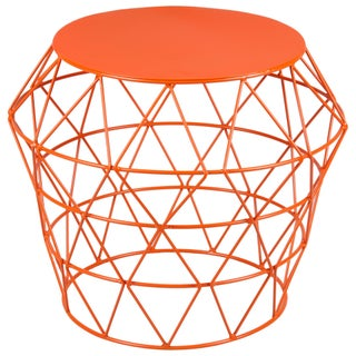 Meet Contemporary Drum Stool (2 options available)