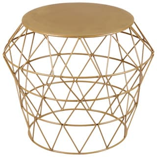 Meet Contemporary Drum Stool