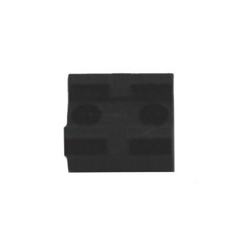 Weaver Black Aluminum Detachable Top Mount Base