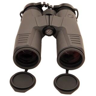 Sig Sauer Zulu9 11 x 45mm HDX Abbe Koenig Prism Graphite/ Black Binoculars