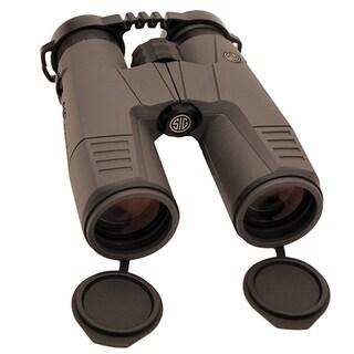 Sig Sauer Zulu9 HDX Abbe Koenig Prism Graphite Binoculars (9x45mm)