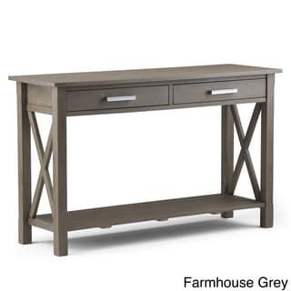 WYNDENHALL Waterloo Console Sofa Table