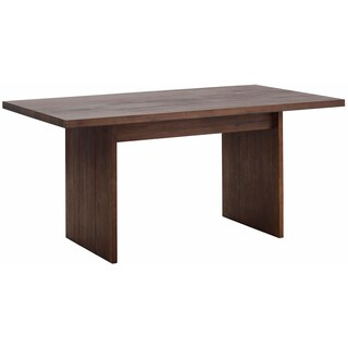 Lai Acacia Wood 79-inch Dining Table