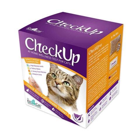 Coastline Global At Home Cat Wellness Checkup