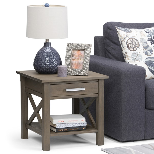Outdoor Patio Furniture Kitchener: WYNDENHALL Waterloo End Side Table