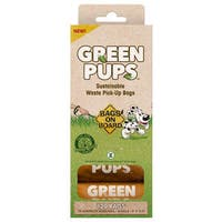 Bags on Board Green-Ups Dog Waste Pick-Up Refill Bags