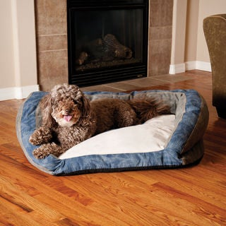 K&H Pet Products Vintage Bolster Pet Bed