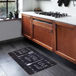 Designer Chef Anti-fatigue Kitchen Mat