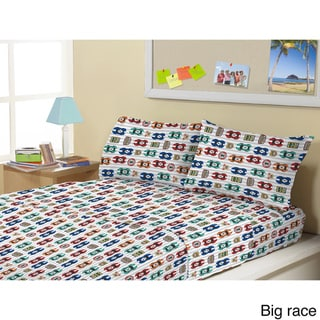 Child's Pattern Printed Sheet Set (8 Different Prints Carried)