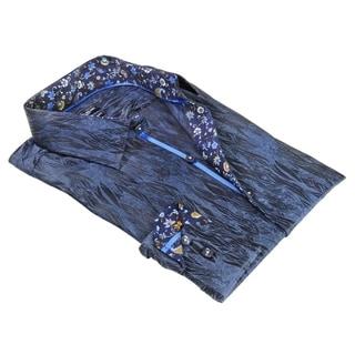 Rosso Milano Ton On Ton Printed Shirt