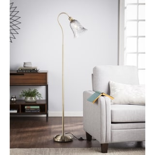 Harper Blvd Cabriso Art Glass Floor Lamp