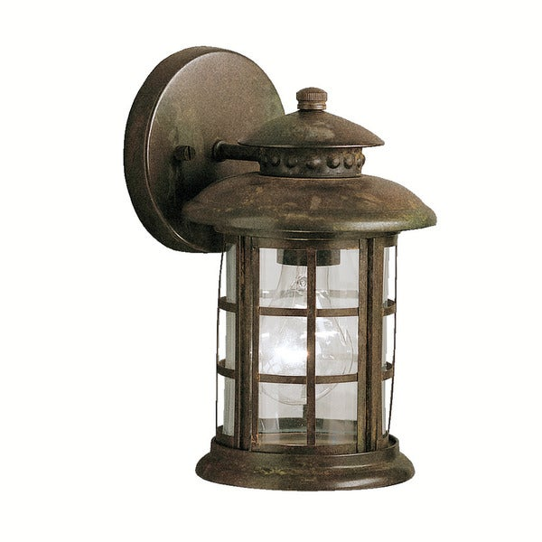 Kichler Lighting Rustic Collection 1 Light Outdoor Wall Sconce