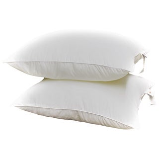 Swiss Comforts Down Alternative Pillow (Set of 2) - White