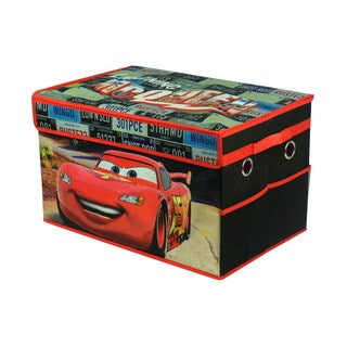 Cars Mini Collapsible Storage Trunk