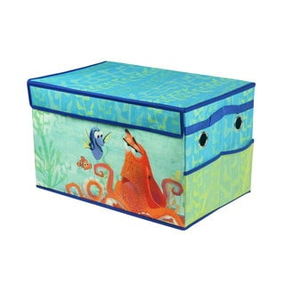 Finding Dory Multicolored Polyester-blended Mini Collapsible Storage Trunk