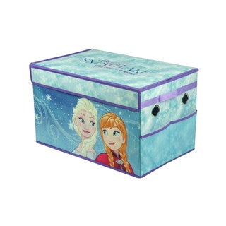 Frozen Mini Collapsible Storage Trunk
