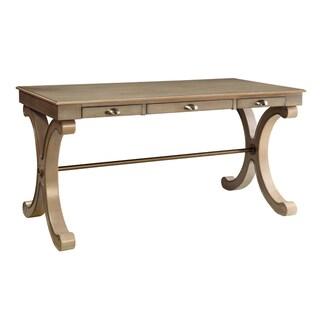 Powell Fieldstone Grey Desk