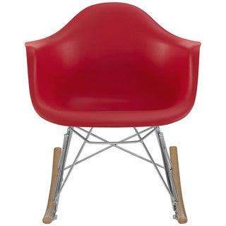 Mid-Century Kids Rocker Lounge Chair