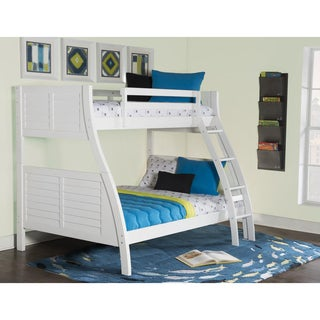 Easton White Bunkbed