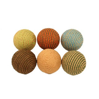 FireFly Sea Grass 2.25-inch Balls (Pack of 6)