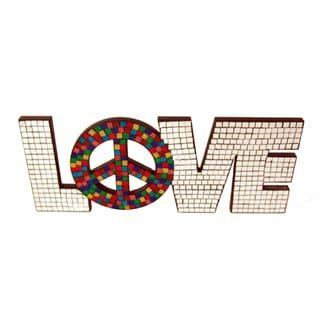 Firefly Love Multicolor Glass Long Mosaic
