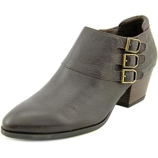 Franco Sarto Women's 'Genna' Brown Leather Boots