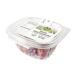 2 Ounces of Organic Dried Cranberries (6 Pack)