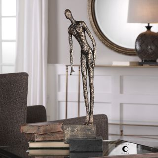 Uttermost Balancing on the Edge Sculpture