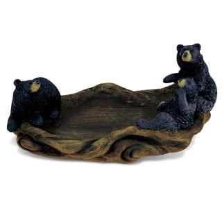 Three Black Bears Family Bowl
