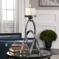 Uttermost Rica Cast Iron Candleholder