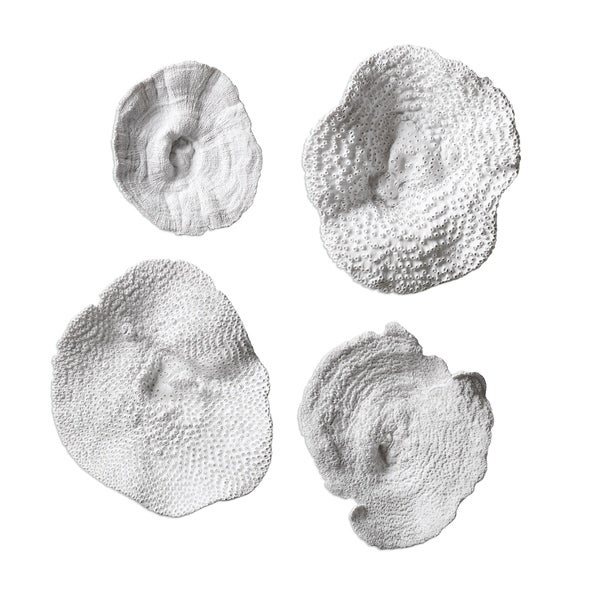 Uttermost Sea Coral Wall Art (Set of 4). Opens flyout.