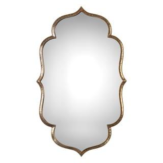Uttermost Zina Gold Mirror