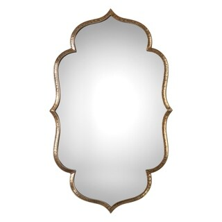 Uttermost Zina Gold Mirror