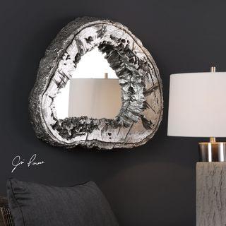 Uttermost Woodrum Tree Mirror