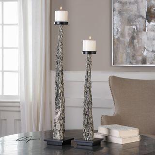 Uttermost Tegal Candleholders (Set of 2)