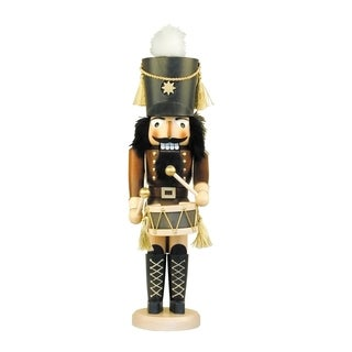 Christian Ulbricht Mini Drummer Nutcracker