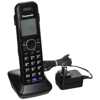 Panasonic KX-TGA950B DECT 6.0 Link2Cell Expandable Single Handset (black)