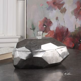 Uttermost Minta Silver Box