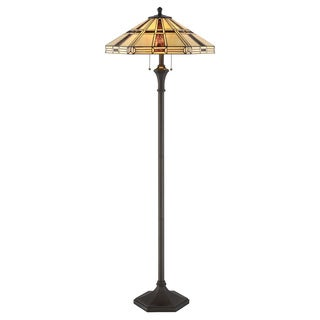 Lite Source Mircea 2-Light Floor Lamp