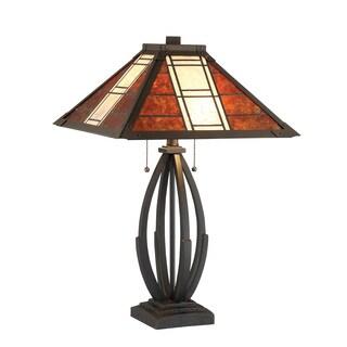 Lite Source 2-Light Halden Table Lamp
