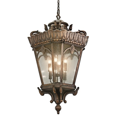 Kichler Lighting Tournai Collection 8-light Londonderry Outdoor Pendant