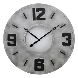 Radley Industrial Wall Clock