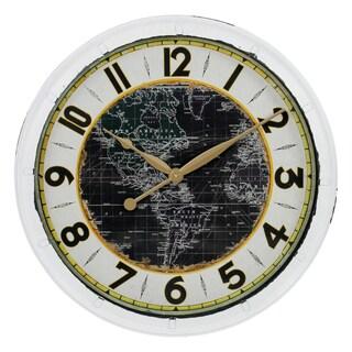 Skylar Round Wall Clock