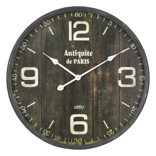 Therese Round Wall Clock