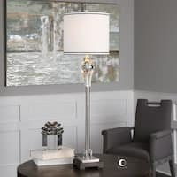 Uttermost Daisetta Cut Crystal Table Lamp