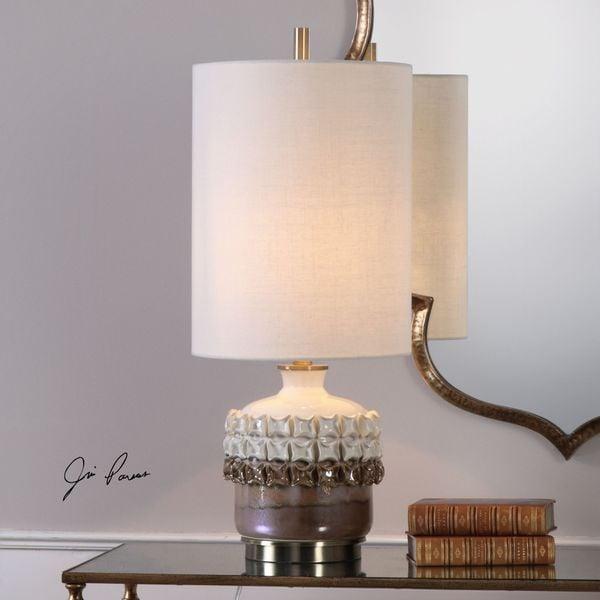 Uttermost Elsa Ceramic Accent Lamp
